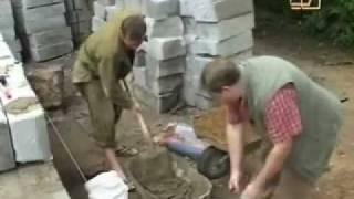 Строительство дома из блоков пенобетона. Часть 1