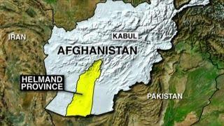 US airstrike mistakenly kills 12 Afghan officers