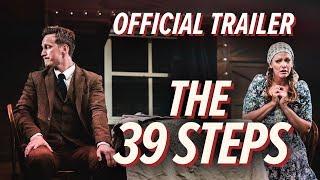 The 39 Steps: Official Trailer | #Barn39Steps