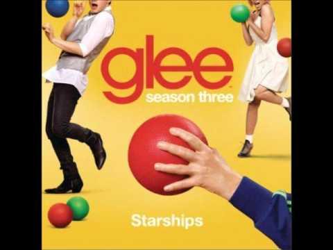 Glee - Starships (DOWNLOAD MP3 + LYRICS)