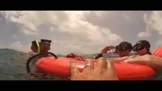 ISLA MUJERES en catamaran, cancun, Mexico
