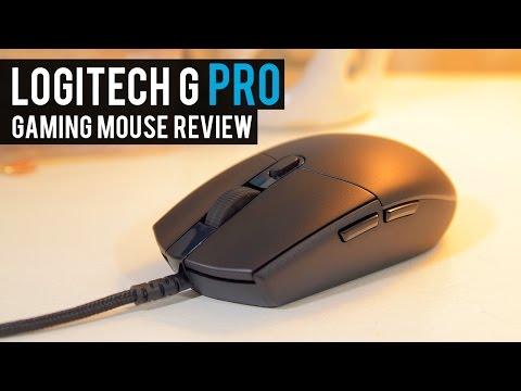 Logitech G PRO Gaming Mouse Review | The BEST FPS Mouse of the YEAR?