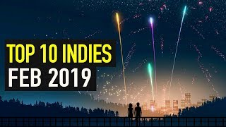 Top 10 New Indie Games Of February 2019
