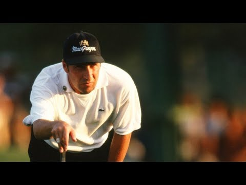 1999 Masters Tournament Final Round Broadcast