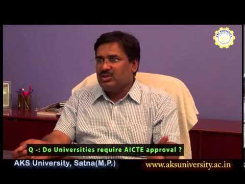 AICTE Approvel