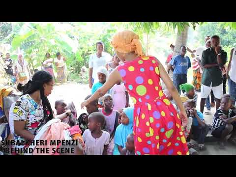 Subalkheri Mpenzi Behind the scene video - Part 3