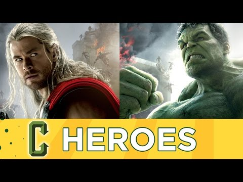 Collider Heroes - Hulk Joining Thor In Thor: Ragnarok