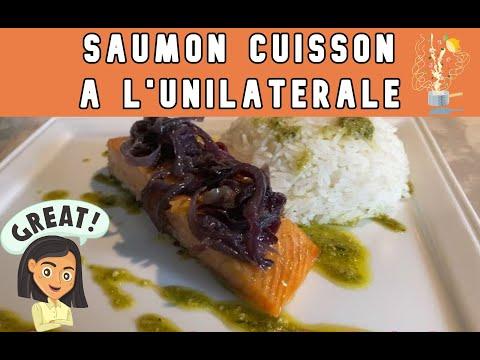 saumon-cuisson-à-l'unilatérale