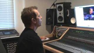 Dave Weckl Studio Tour