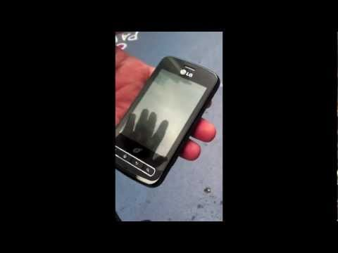 LG Optimus Zip Hands-On
