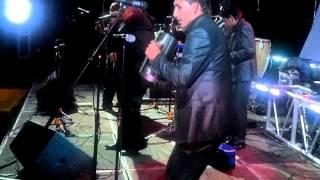 "MIKE RODRIGUEZ JR NK8 LA SONORA EN VIVO ""POPURRI DINAMITA"" 2012"