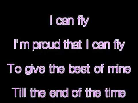 Fiona Fung- Proud of you With lyrics.flv