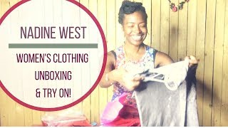 Nadine West Unboxing (Winter 2018) Cute Mom Fashion - Chic Mama - (Budget) Mom Blogs