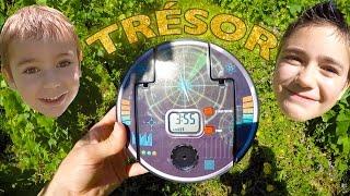 LA CHASSE AU TRÉSOR DE MAMAN - Jeu de société Trésor Detector - 2/2 thumbnail