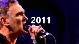 Evolution Of Morrissey - 1983 - 2016