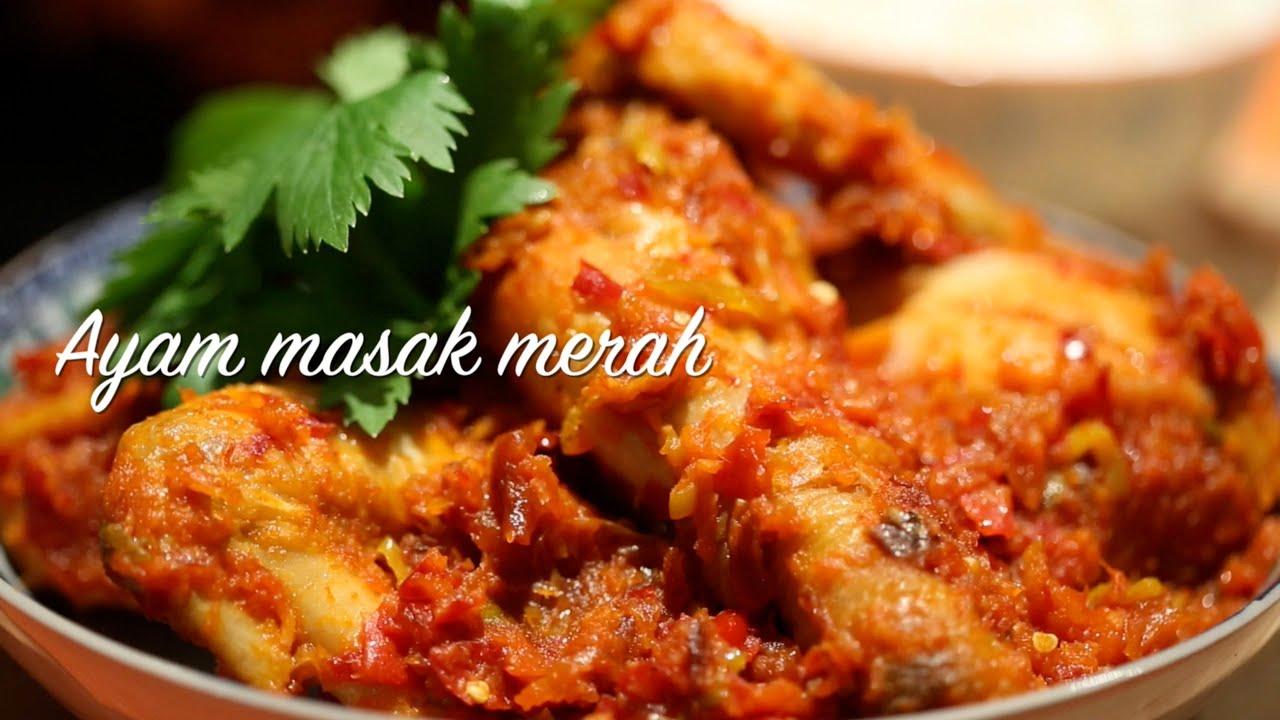 How To Make Ayam Masak Merah