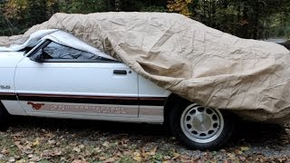 Best Car Cover for your $$$ - 100% waterproof (part 2)