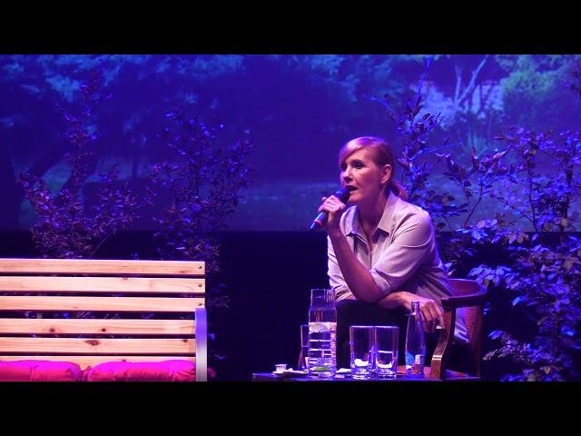 PROCHÁZKA TURNOVÝM HÁJEM 2, 25.9.2019, La Fabrika, hosté: Adéla Elbel, Jan Kraus, kapela Eturnity