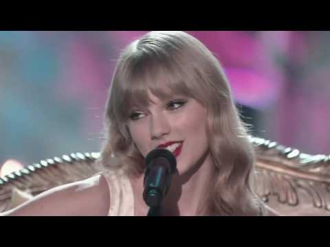 Taylor Swift Begin Again 2012
