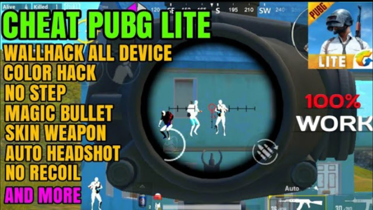 How To Hack Pubg Mobile 2019 Aimbot Wallhack Cheat Codes - Ogmetro com
