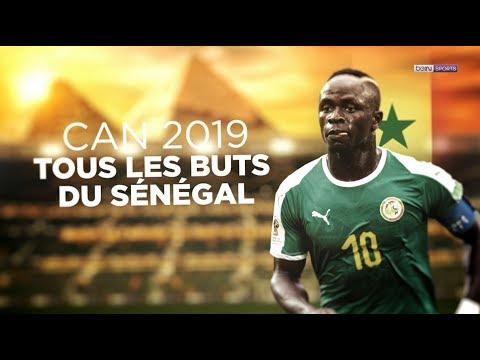 🏆 CAN 2019 🇸🇳 Tous les buts du Sénégal