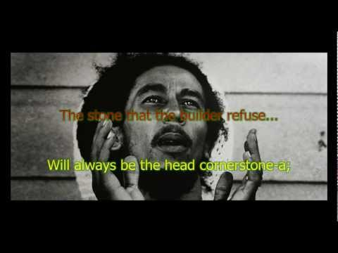 Bob marley - cornerstone lyrics (rare version)