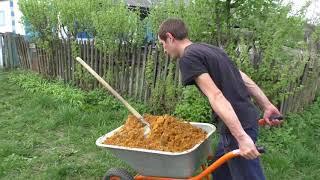 как сделать фундамент для печки своими руками