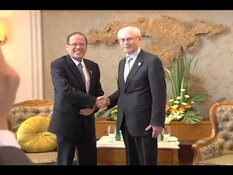 Trilateral Meeting with European Council President and Commission President 11/5/2012