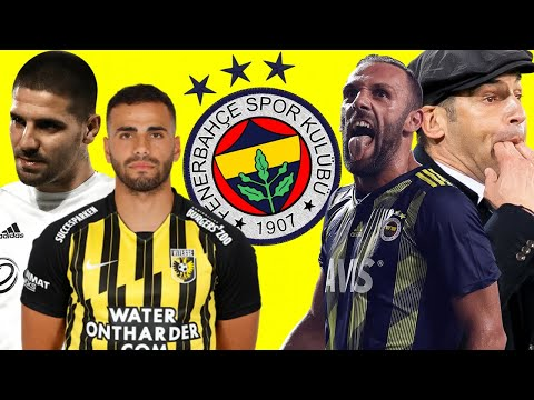 Fenerbahçe Transfer Haberleri ; Oussama Tannane,Alexander Mitrovic,Paulo Fonseca