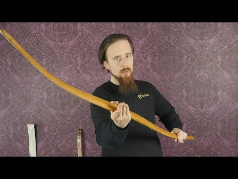 Using A Bow For Striking And Parrying In Melee Combat?