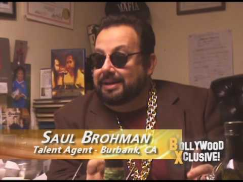 Saul Brohman comments on Bollywood