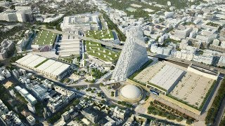 PARIS EXPO PORTE DE VERSAILLES : THE TRANSFORMATION