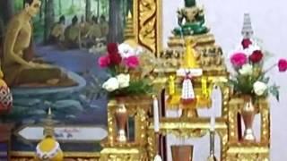 Wat Dhammaram Thai Buddhist Temple, Chicago, IL