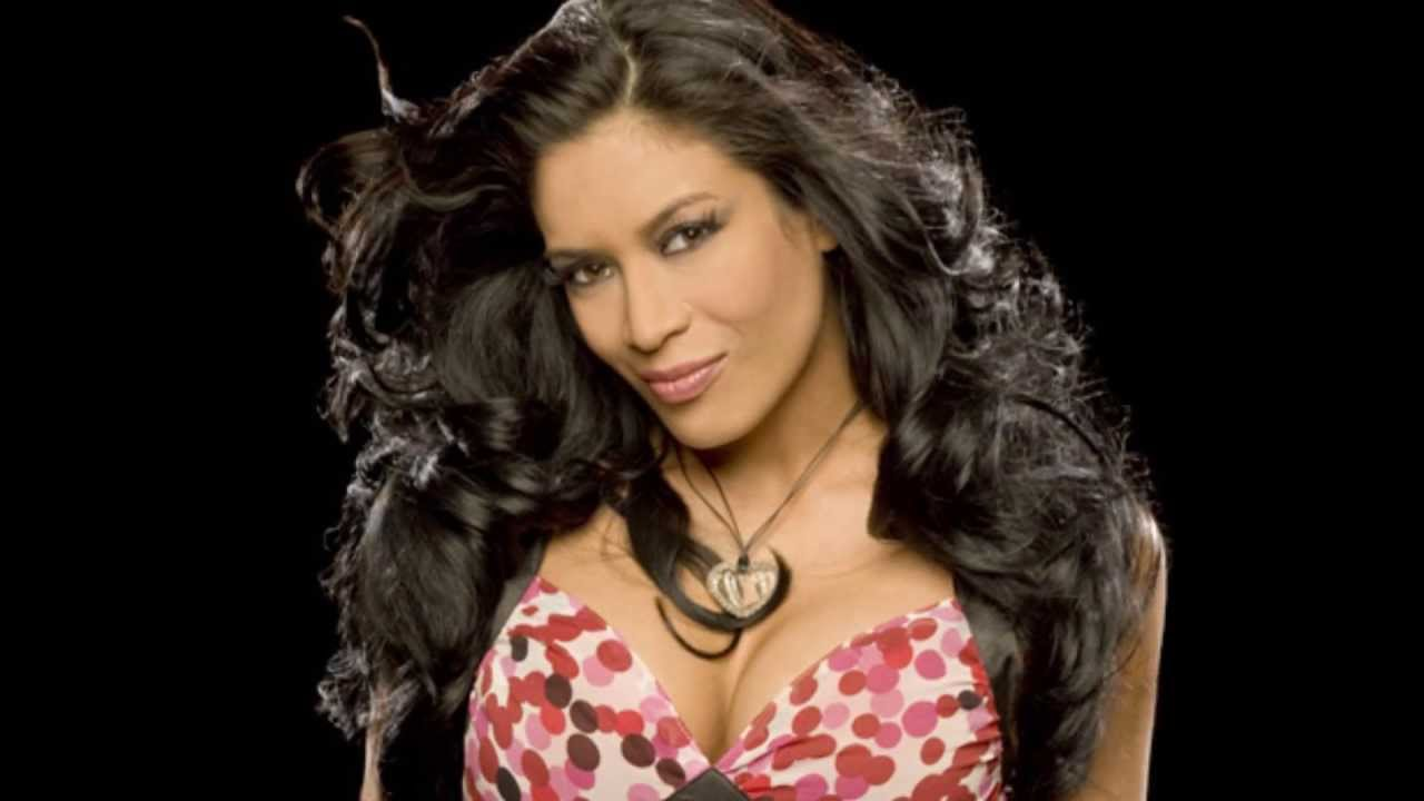 melina perez dating right now Candice michelle beckman ehrlich she defeated melina to win her first the commercial was a parody of the 2004 wardrobe malfunction in which janet jackson's.