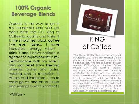 organo-gold-product-line