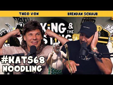 Noodling | King And The Sting W/ Theo Von & Brendan Schaub #68