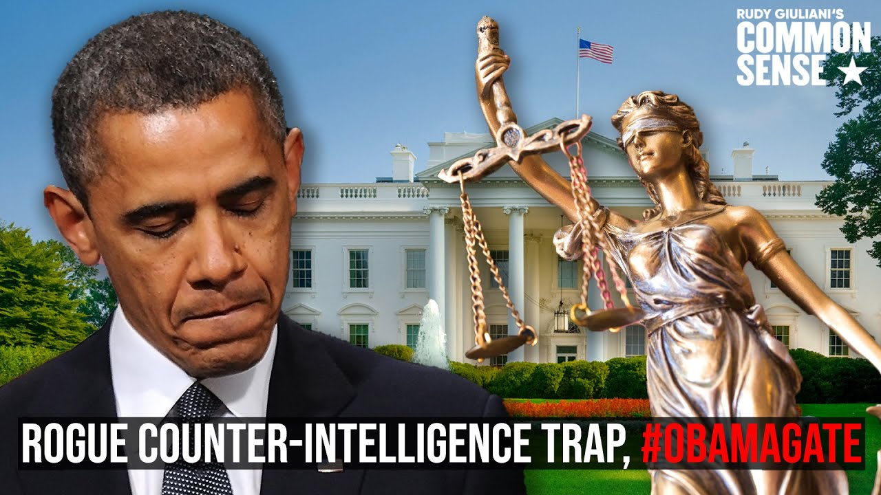 A Rogue Counter-Intelligence Trap, Part of OBAMAgate | Ep. 36 with George Papadopoulos