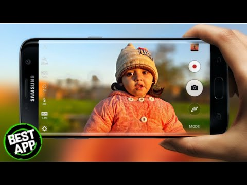 DSLR Best New Camera Apps For Android Auto Blur & Auto Focus | Best Camera Apps