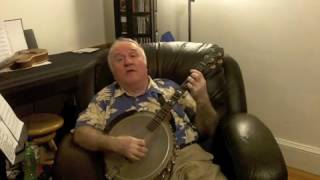 """""""When You Wish Upon A Star"""" (as by Cliff Edwards) E Davis Banjo"""