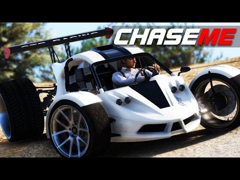 Chase Me E11 - Raptor Car