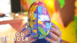 Colorful Chocolate Eggs Are Too Beautiful To Eat