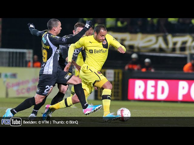 2012-2013 - Jupiler Pro League - PlayOff 1 - 02. Sporting Lokeren - Club Brugge 1-4