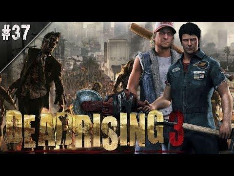 "Let's Play - Dead Rising 3 - PART 37 ""Jherii die irre Muskeltussi"" [Deutsch] [FULL HD]"