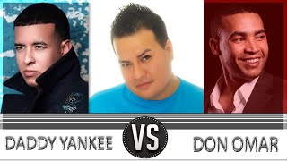 Daddy Yankee Vs Don Omar Improvisando MSG NYC