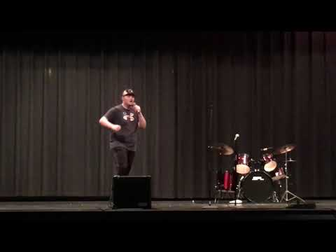 "Biggie Mills Live at the ""Pittston Area Middle School Talent Show Ft Biggie Mills"" 3-28-19"