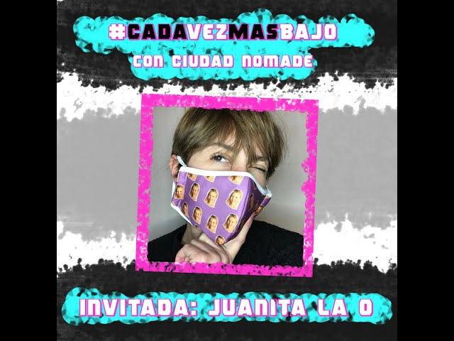 Cada Vez Mas Bajo / Ep. 10 / Juanita La O