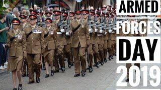 Armed Forces Day 2019 | Salisbury | British Army
