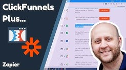 ClickFunnels Integrations: How To Integrate Zapier Into ClickFunnels
