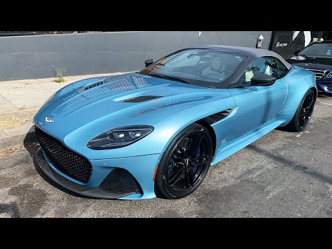 $400k Aston Martin DBS Superleggera, G Wagon Done Right!