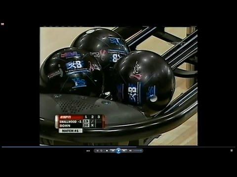 2011 Bowling PBA Mark Roth Plastic Ball Championship
